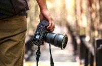 В Каменском у журналиста отобрали фотоаппарат: возбуждено уголовное производство