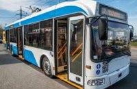 Днепряне требуют запустить троллейбус с ж/м Солнечный до одного из крупнейших ТЦ города