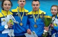 Легкоатлеты Днепропетровщины завоевали 7 медалей на международных соревнованиях