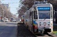 Проведення аварійних робіт через негоду у Дніпрі: зміни у русі трамвая № 1