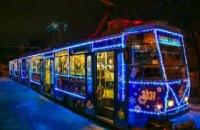 Стало известно, как будет ходить общественный транспорт Днепра на Рождество