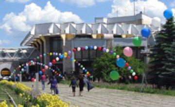 300 юных тележурналистов съехались в Днепропетровск