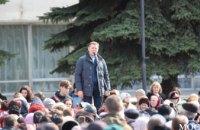 Олег Ляшко встретился с жителями поселков Васильковка и Покровское (ФОТО)