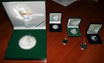 В ближайшее время НБУ выпустит 3 юбилейные монеты