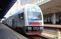 С 4 ноября между Харьковом и Винницой начнет курсировать двухэтажный скоростной поезд