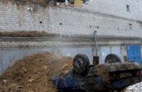 Завтра возобновятся работы по ликвидации оползня в Рыбальской балке