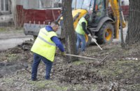 В'їзд у місто має бути чистим: у Дніпрі проводять комплексне прибирання вулиці Київської