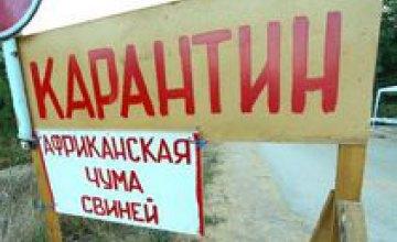 Африканскую чуму зафиксировали еще в 4 областях Украины