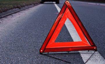 В Днепре ВАЗ сбил женщину-пешехода: разыскиваются свидетели ДТП