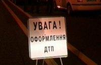 Под Днепропетровском BMW влетел в дерево: водитель погиб на месте