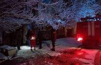 В Новомосковском районе в результате пожара погибла 82-летняя женщина