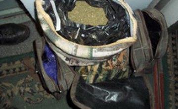 СБУ сняла с поезда пьяного криворожского наркокурьера
