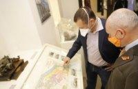 Посол ЄС в Україні залишився враженим новим Музеєм історії Дніпра