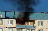 В Каменском пожарные ликвидировали возгорание в квартире на десятом этаже