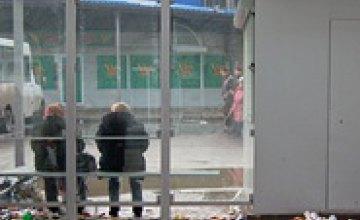 Днепропетровские коммунальные службы начали приводить город в порядок