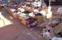 Киосков нет, а рынок есть: жители Днепра  возмущены наглостью торговцев (ФОТО)