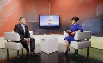 Эксклюзивное интервью городского головы Днепра Бориса Филатова программе «Грани» 34 канала