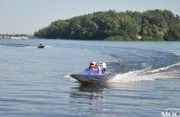 В Днепре прошел I этап Чемпионата  Украины по водно-моторному спорту (ФОТОРЕПОРТАЖ)