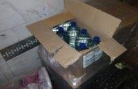 В Днепропетровской области водитель грузовика незаконно перевозил 600 л спирта