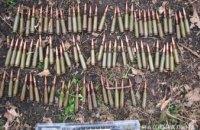 В Кривом Роге за 5 дней в полицию сдали 24 единицы оружия и 202 единицы боеприпасов (ФОТО)