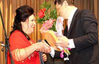 Работников культурной сферы Днепропетровска наградили почетными грамотами
