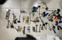 В центре Днепра задержан домушник: мужчина похитил драгоценности, шубу и деньги