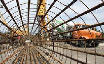 На строительство съезда с Кайдацкого моста выделили 300 млн грн