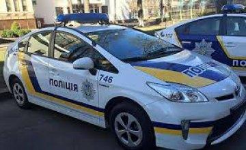 В Днепре патрульные с погоней задержали пьяного водителя на Хаммере