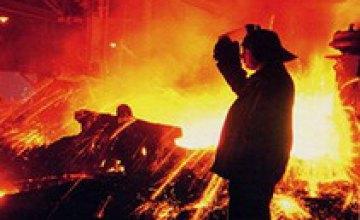 В ноябре в Днепропетровской области остановились 4 завода