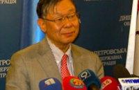 Днепропетровская область должна продавать свои приоритетные направления работы, - Шигеки Суми