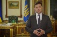 Зеленский призвал украинцев «повзрослеть» и оставаться дома (ВИДЕО)