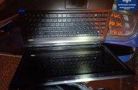 В Днепре человек в состоянии наркотического опьянения перевозил украденный ноутбук