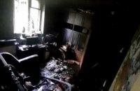 В Днепре в двухэтажном доме обнаружили труп женщины