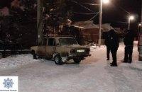 Пьяный грабитель: в Кривом Роге остановили ВАЗ, водитель которого ехал с ограбления