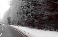 Где автомобилисты Днепропетровщины  могут переждать непогоду на трассе (СПИСОК ПУНКТОВ ОБОГРЕВА)
