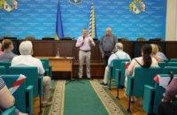 Відомий письменник Ян Валетов презентував нову книгу у ДніпроОДА