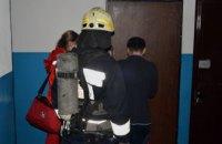 В Днепре обгорел мужчина, пытавшийся потушить пожар в квартире