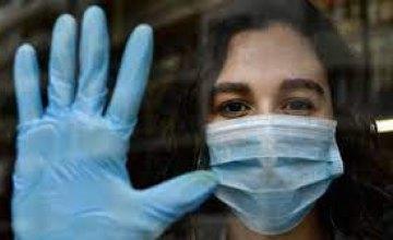 Днепропетровская область лидирует по количеству заболевших коронавирусом в Украине