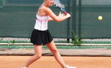 Украинские спортсменки вышли в полуфинал теннисного турнира ITF