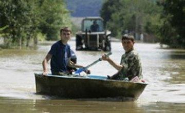 Днепропетровская область перечислила 3 млн. грн. на ликвидацию последствий стихии в Прикарпатье