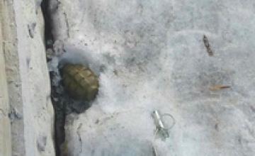 В Днепре полиция обнаружила гранату на месте драки