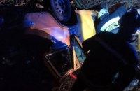 Под Днепром ВАЗ слетел в кювет: погибла женщина-водитель (ФОТО)