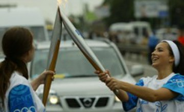 МОК отменил эстафету олимпийского огня