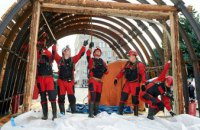 Безпека на висоті: на шахті ДТЕК ім. Сташкова шахтарі та гірничі рятувальники провели показові виступи