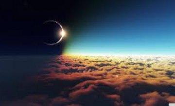 20 марта днепропетровцы смогут наблюдать частичное солнечноe затмениe