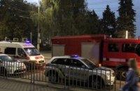 В Днепре сообщили о минировании здания областного избирательного штаба политической партии (ФОТО, ВИДЕО)