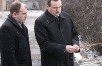 Дмитрий Колесников открыл первую очередь нового водопровода в Синельниково