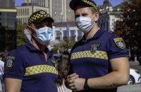 Працівники муніципальної варти патрулюють вулиці  Дніпра цілодобово