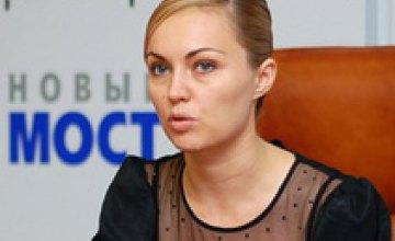 «Евгений Удод – хороший системный менеджер для области», - Виктория Шилова