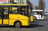Жители ж/м Приднепровск требуют сохранить маршрут № 134